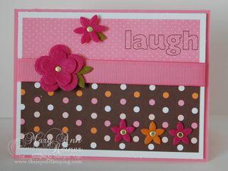 Pink laugh