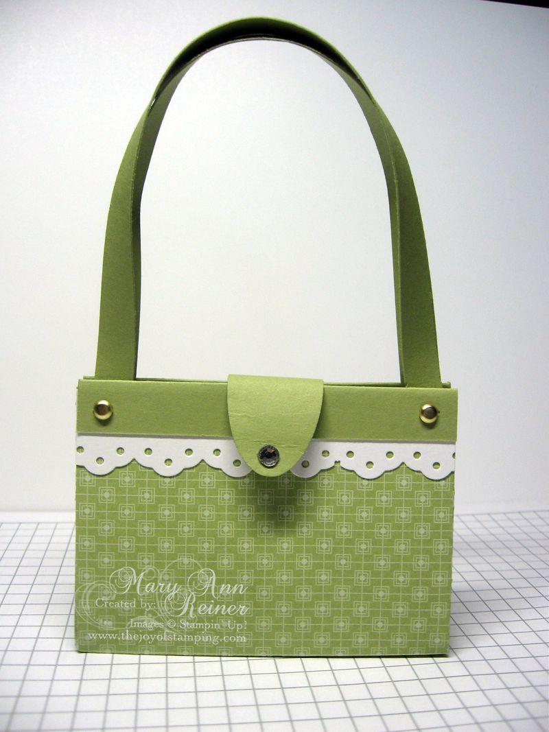 In color purse