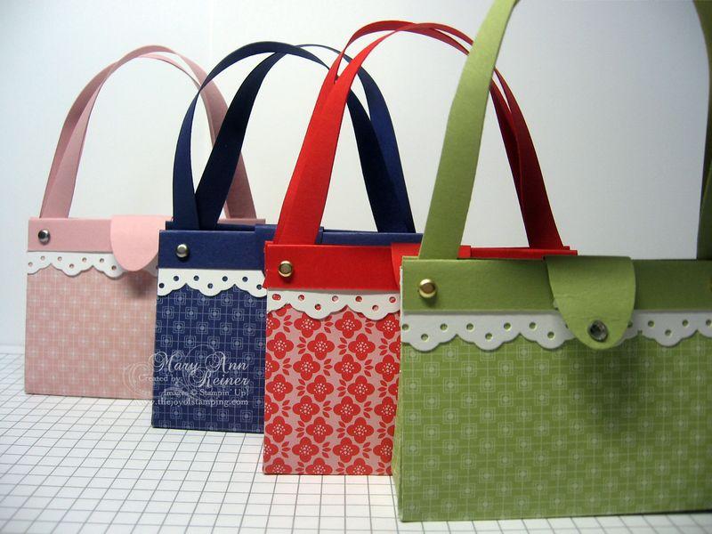Mulitple purses