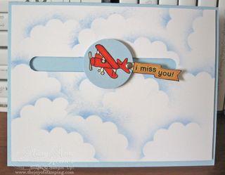 Aint love grand airplane