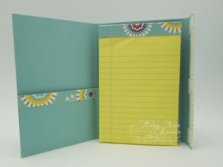 From my heart notebook open
