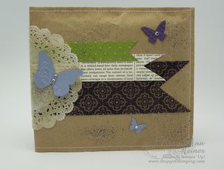 Recycled envelope