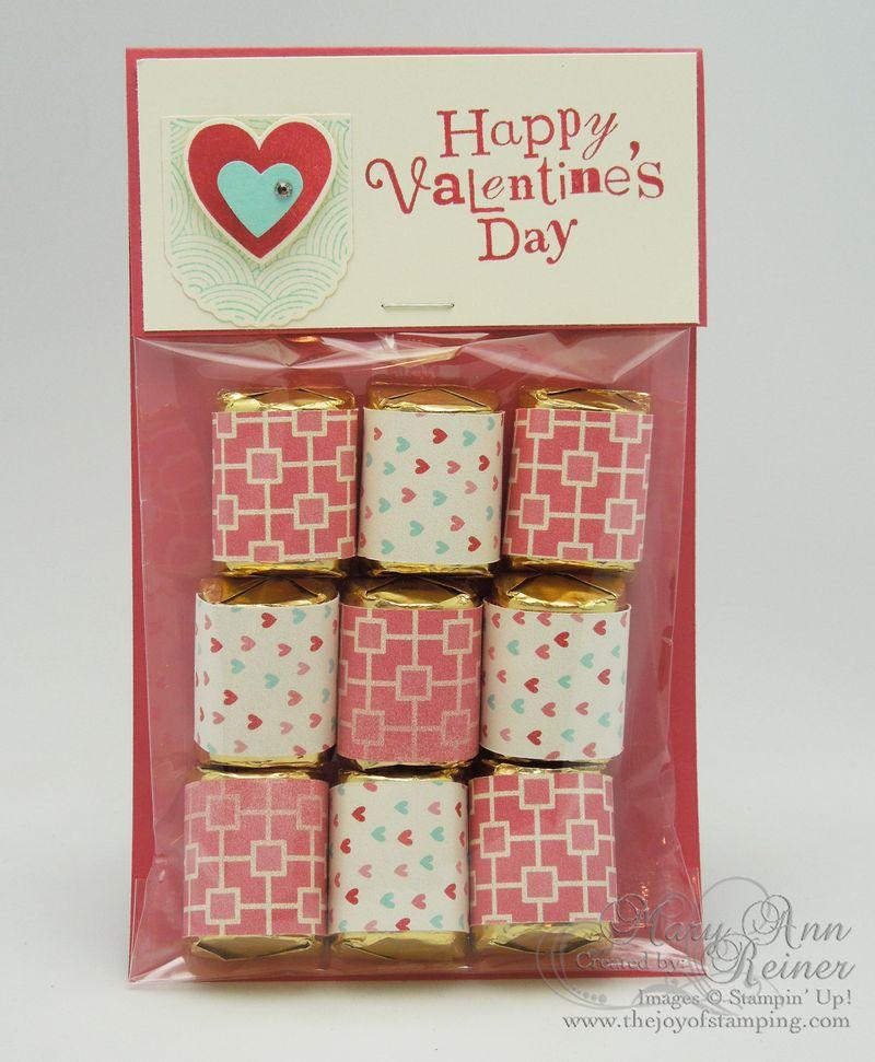 Valentine nuggets