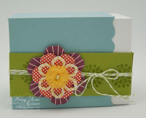 Blossom builders box