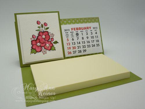Bordering on romance calendar