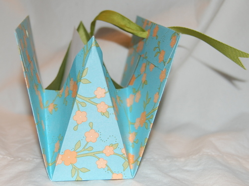 Purse - side view