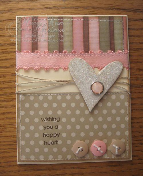Shabby valentine